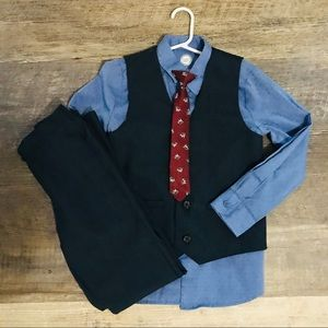 Suit Set: Boys 7